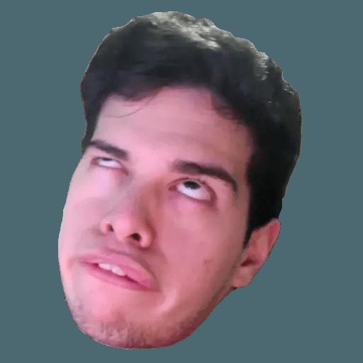 EL DEMENTE  - Sticker 4
