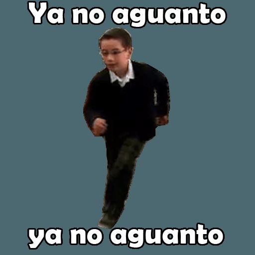 EL DEMENTE  - Sticker 24