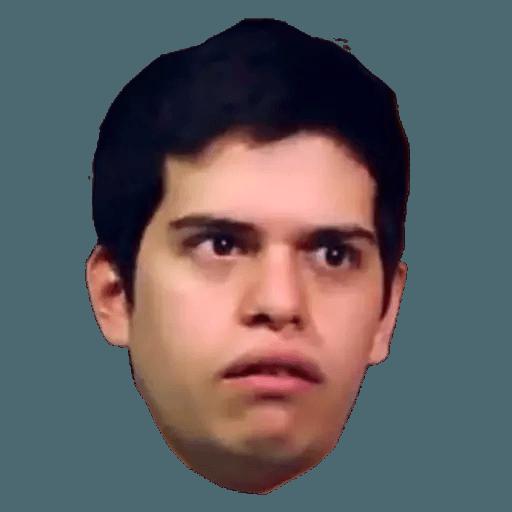 EL DEMENTE  - Sticker 14