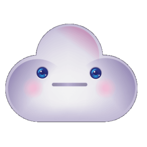 Cloud Weather - Sticker 15