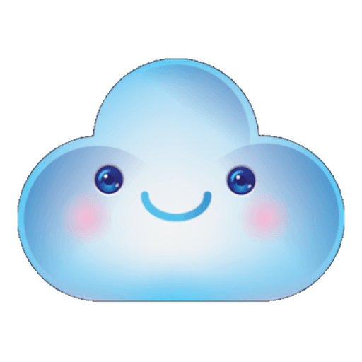 Cloud Weather - Sticker 12
