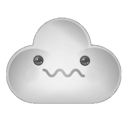 Cloud Weather - Sticker 1