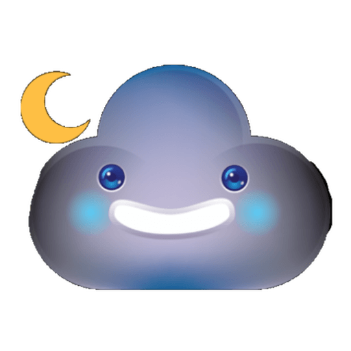 Cloud Weather - Sticker 3