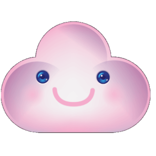 Cloud Weather - Sticker 20
