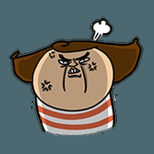 鼻妹 - Sticker 3