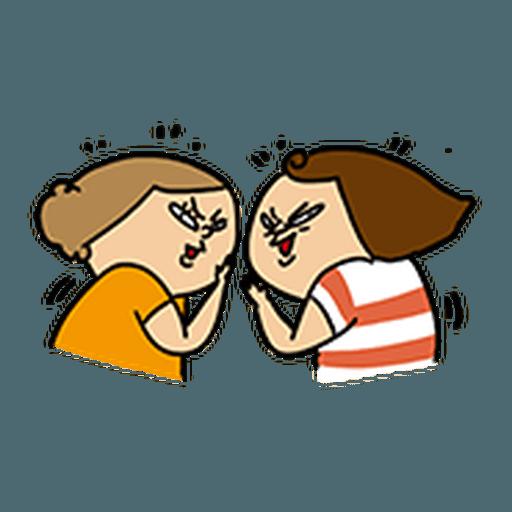 鼻妹 - Sticker 21