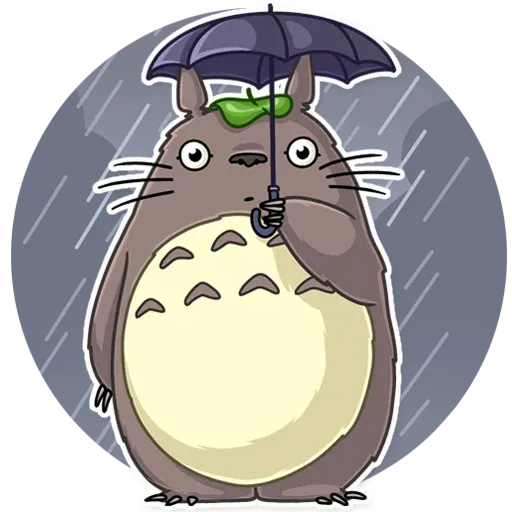 Totoroo - Sticker 10