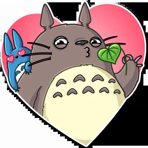 Totoroo - Sticker 2