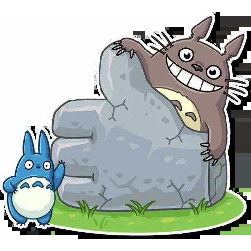 Totoroo - Sticker 3