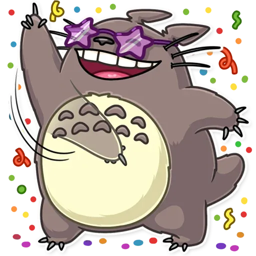 Totoroo - Sticker 12