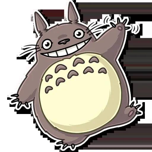 Totoroo - Sticker 5