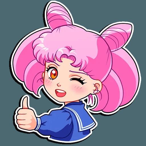 Sailor Moon - Sticker 2