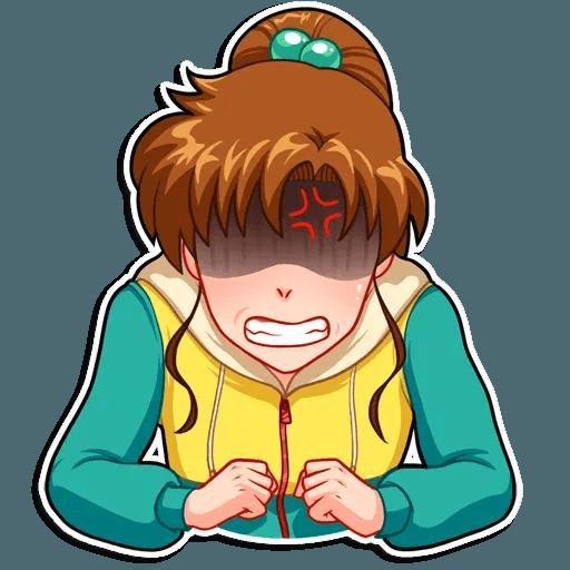 Sailor Moon - Sticker 23
