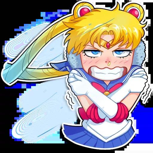 Sailor Moon - Sticker 24