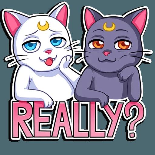Sailor Moon - Sticker 8