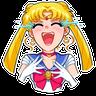 Sailor Moon - Tray Sticker