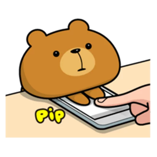 Bear bear - Sticker 3