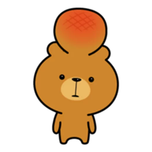 Bear bear - Sticker 25