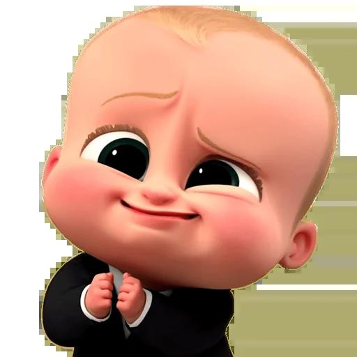 Babyboss - Sticker 8