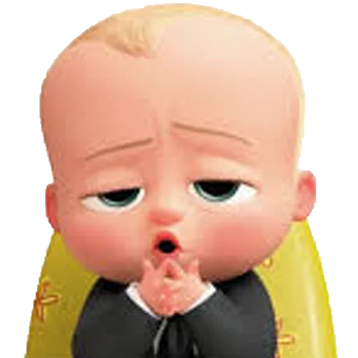 Babyboss - Sticker 1