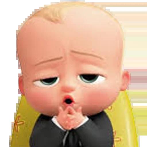 Babyboss - Tray Sticker