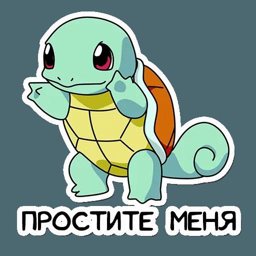 Покемон3 - Sticker 5