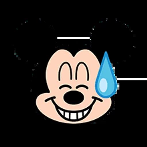 Mickey 1 - Sticker 10