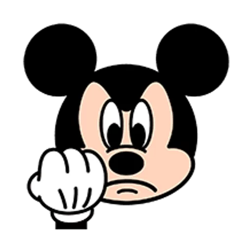 Mickey 1 - Sticker 25