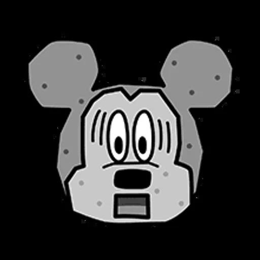 Mickey 1 - Sticker 20