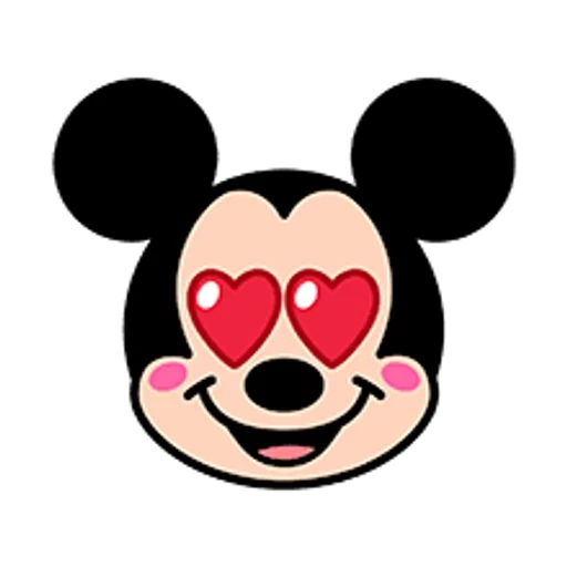 Mickey 1 - Sticker 24