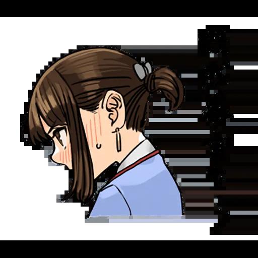がんばれ同期ちゃん - Sticker 22