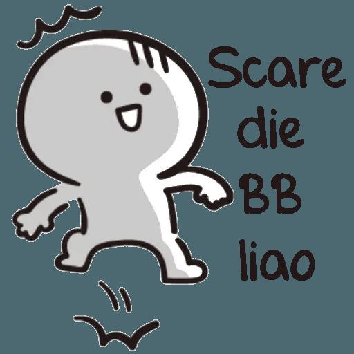Bb never tell - Sticker 8