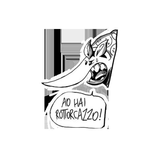 zerocalcare - Sticker 20