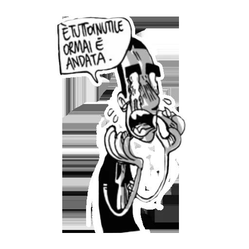 zerocalcare - Sticker 3