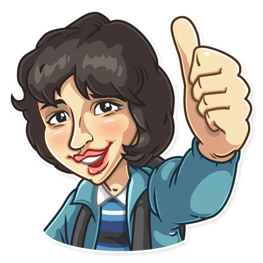 Stranger things - Sticker 3