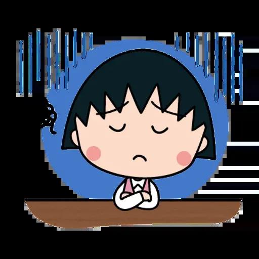 小丸子 - Sticker 19
