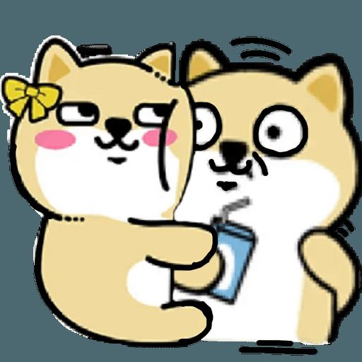 中國香港肥柴仔@6 - Tray Sticker