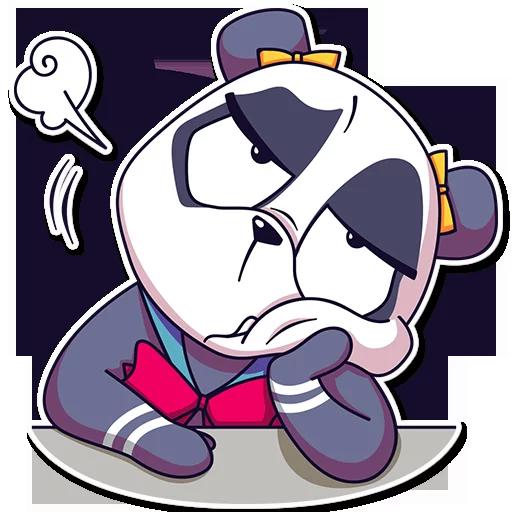 Panda Chan - Sticker 11