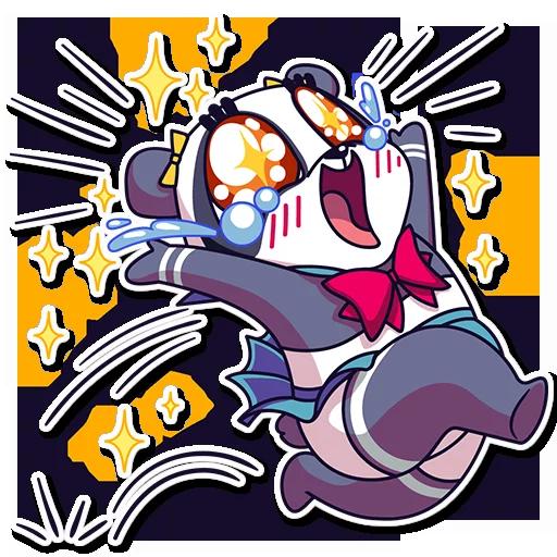 Panda Chan - Sticker 7