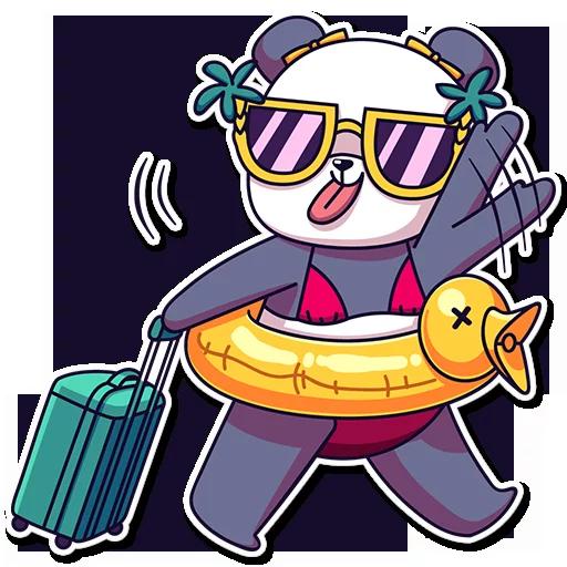 Panda Chan - Sticker 13