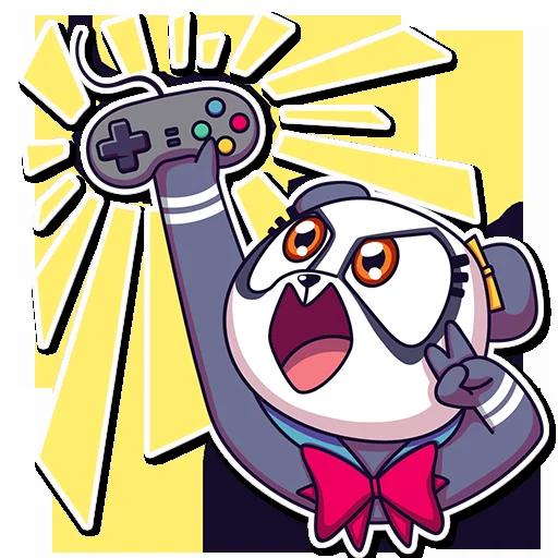 Panda Chan - Sticker 30