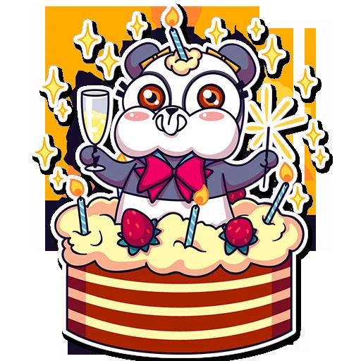 Panda Chan - Sticker 19