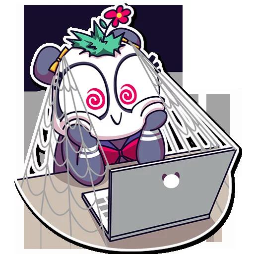 Panda Chan - Sticker 27