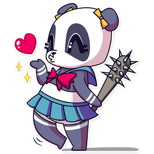 Panda Chan - Sticker 2