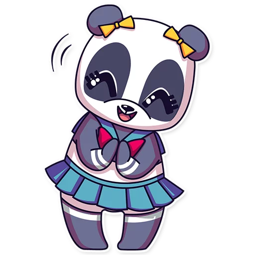 Panda Chan - Sticker 6