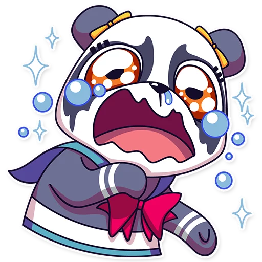Panda Chan - Sticker 4
