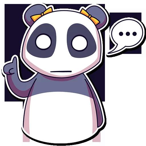 Panda Chan - Sticker 12