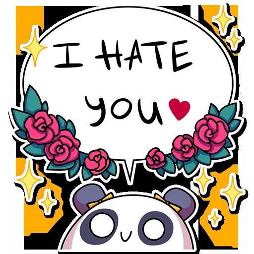 Panda Chan - Sticker 10