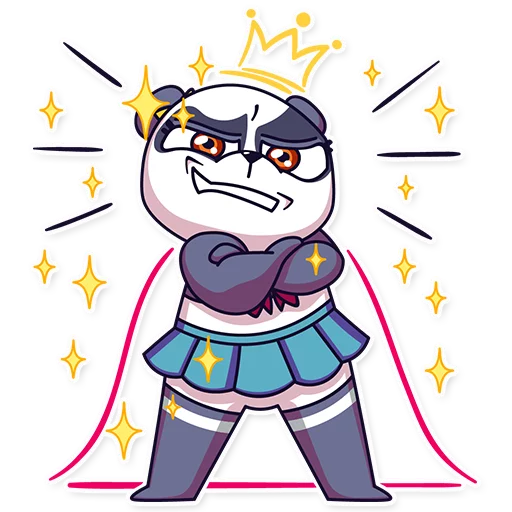 Panda Chan - Sticker 20