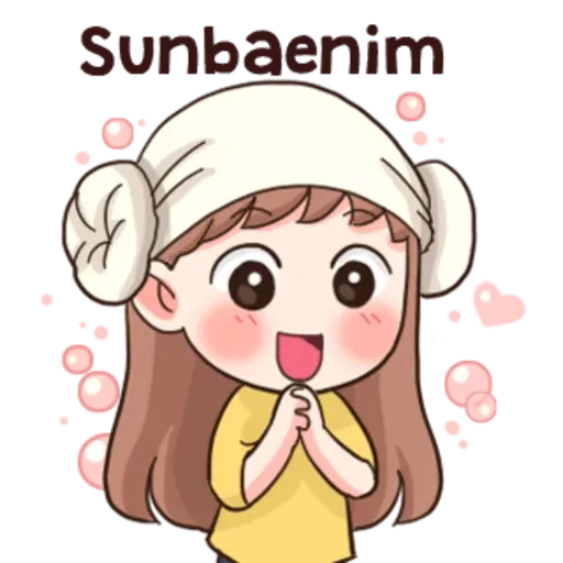 Hangul - Sticker 7